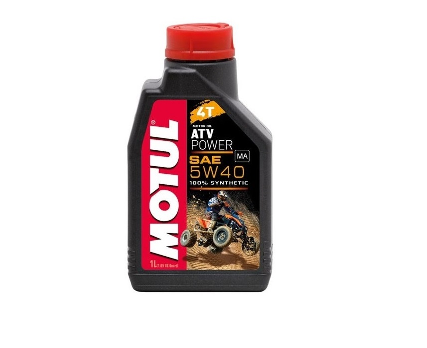 MOTUL ATV POWER 4T 5W40