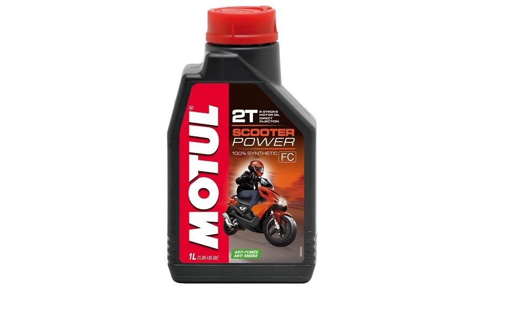 MOTUL Scooter Power 2T (1л.)