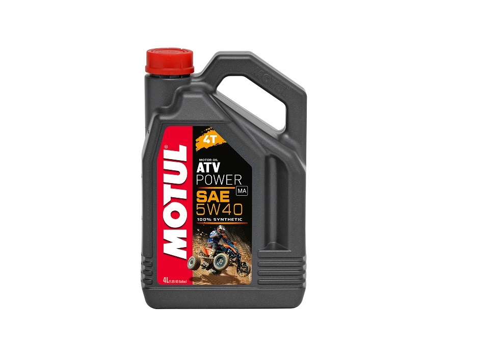 MOTUL ATV POWER 4T 5W40 (4л.)